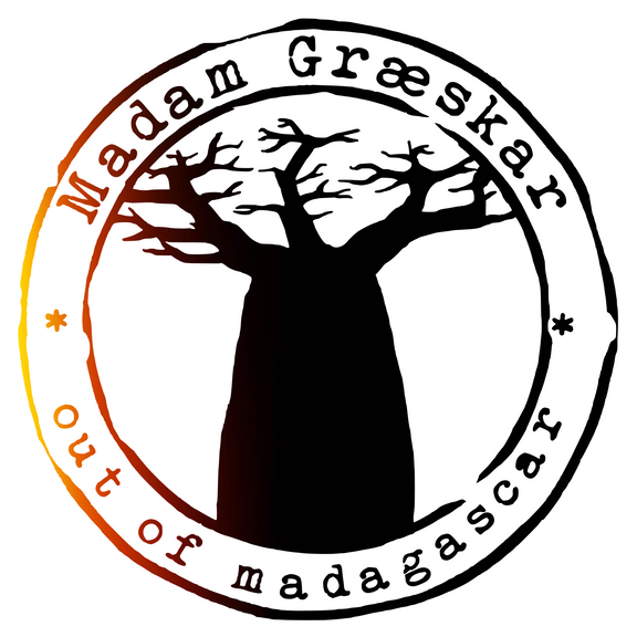 Madam Græskar - out of Madagascar
